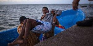 Balıkçı teknesi battı:26 ölü