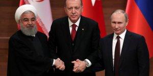 Tirkiye mêvandariya lûtkeya sêalî ya li gel Rûsya û Îranê dike