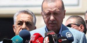 Erdoğan'dan Reyhanlı'daki patlamaya ilişkin açıklama
