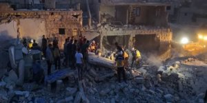 İdlib'e hava saldırısı: 14 ölü