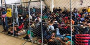 ABD'nin Göçmen Politikası: Tuvalette Beslenmeye Zorlama