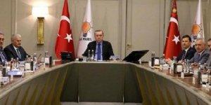 Erdoğan'dan parti içi revizyon mesajı