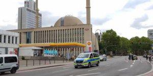 Almanya'daki Diyanet Merkezi bomba ihbarı nedeniyle boşaltıldı
