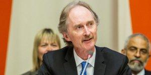 BM Suriye Özel Temsilcisi anayasa komitesi için Şam'da