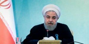 Ruhani'den İngiltere'ye petrol tankeri tepkisi