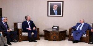 BM: Suriye'de anlaşmaya çok yakınız