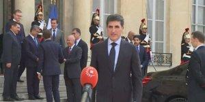 Neçirvan Barzani: Fransa ile ilişkilerimizi güçlendirme kararı aldık