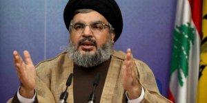 Nasrallah:İsrail'in Lübnan'da  yeni bir savaş başlatmasını engelledik