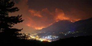 Muğla'daki orman yangınını PKK'ye yakın grup üstlendi