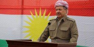 Barzani: Kerkük'ün Kürdistani kimliği konusunda tavrımız nettir