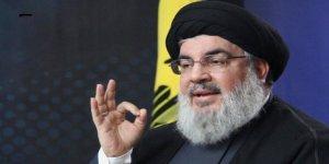 Nasrallah: İran ile Suudi Arabistan diyaloğunu destekleriz