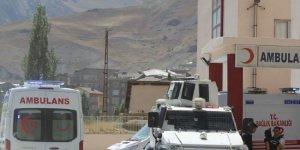 Şırnak'ta patlayıcı infilak etti: 1 ölü, 2 yaralı