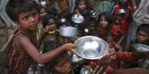 BM:Açlık çeken insanların sayısı 820 milyonu geçti.