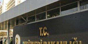 Ankara'dan AB'nin yaptırım kararına yanıt
