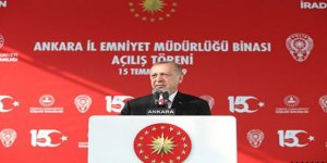 Erdoğan: 15 Temmuz'da tarih yazdık
