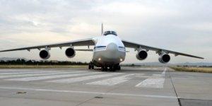 S-400 sevkiyatı kapsamında 14. uçak Mürted'e indi