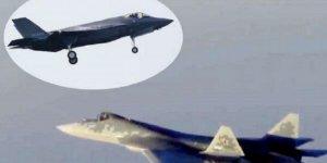 ABD ile yaşanan F-35 sıkıntısından sonra,Gözler Rus uçağı Su-57'ye çevrildi