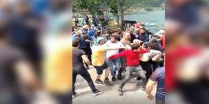Trabzon'da Kürdistan gerginliği: 9 gözaltı