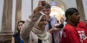 En Tehlikeli Başkan Omar'a Saldıran Trump