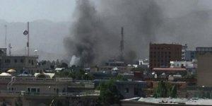 Köyü Helikopter bombaladı: 10 öldü