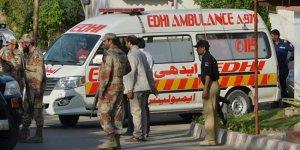 İntihar saldırısı: 7 ölü, 26 yaralı