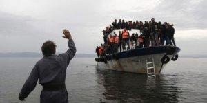 İtalya'ya kaçak geçmek isteyen 50 Kürdistan vatandaşı kayıp
