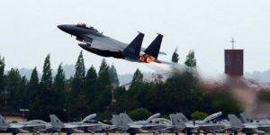 Güney Kore Rus askeri uçağına ateş açtı