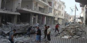 Firokeyên Sûriye û Rûsyayê navçeya kêmkirina şer bombebaran dikin
