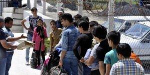 Soylu:1000'i Suriyeli 6 bin 122 kaçak göçmen yakalandı