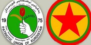YNK:PKK'nin Kürdistan Bölgesi'nin kazanımlarını kaybetirmeye hakkı yok