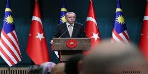 Erdoğan'dan Rusya'nın vize kararına ilişkin açıklama
