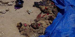 Enfal'e ait toplu mezar açıldı: Anne kucağında bebeğiyle gömülmüş