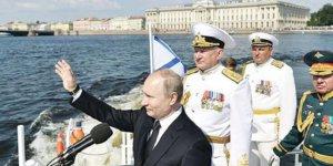 Putin:Deniz gücümüzden kimsenin şüphesi olmasın