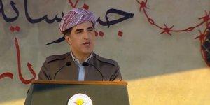 Başkan Neçirvan Barzani: Gözlerimiz Semave çöllerindeki toplu mezarlarda