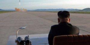 Kuzey Kore'den 3. füze denemesi