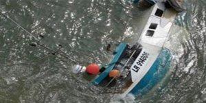 Endonezya'da balıkçı teknesi battı: 4 ölü, 31 yolcu kayıp