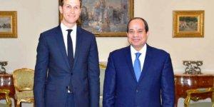 Hain Sisi: ABD'nin İsrail-Filistin projesini destekliyoruz