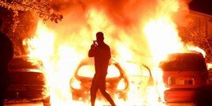 Mısır'da 4 aracın çarpışması sonucu patlama: 16 ölü, 21 yaralı