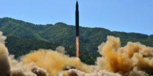 Kuzey Kore'den gerginliği tırmandıracak füze adımı