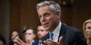 'ABD'nin Moskova Büyükelçisi Huntsman istifa etti'
