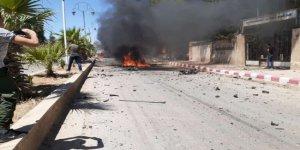 Rojava'da patlama!