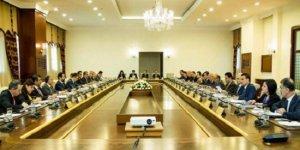 Kürdistani bölgeler için komite kararı