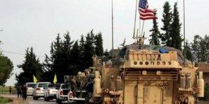 ABD'den Rojava'ya 70 tırlık sevkiyat