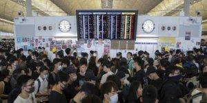 Hong Kong'da çatışma
