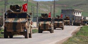 Rusya ve Türkiye'den Tel Rıfat'ta ortak devriye
