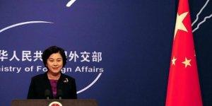 Çin'den 'güvenli bölge'ye ilişkin açıklama