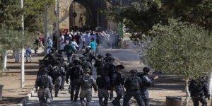 Yahudilerin Mescid-i Aksa Baskınları Sürüyor