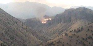 TSK'dan Kandil kırsalına hava saldırısı