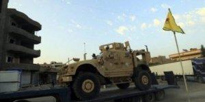 ABD'den Kobanê'deki üsse askeri sevkiyat