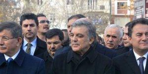 AK Parti'den Davutoğlu, Gül ve Babacan'a davet yok!